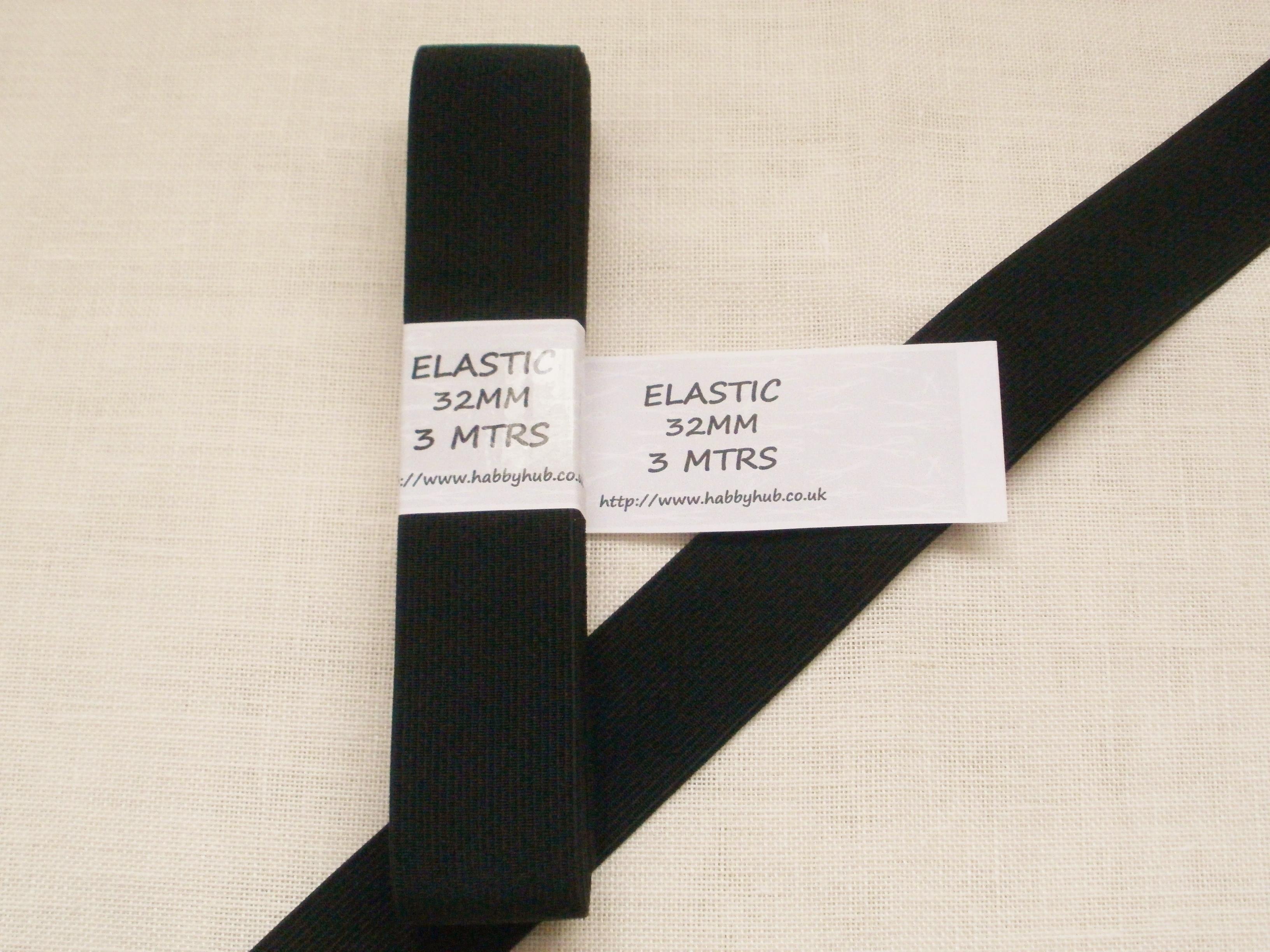 32mm Black