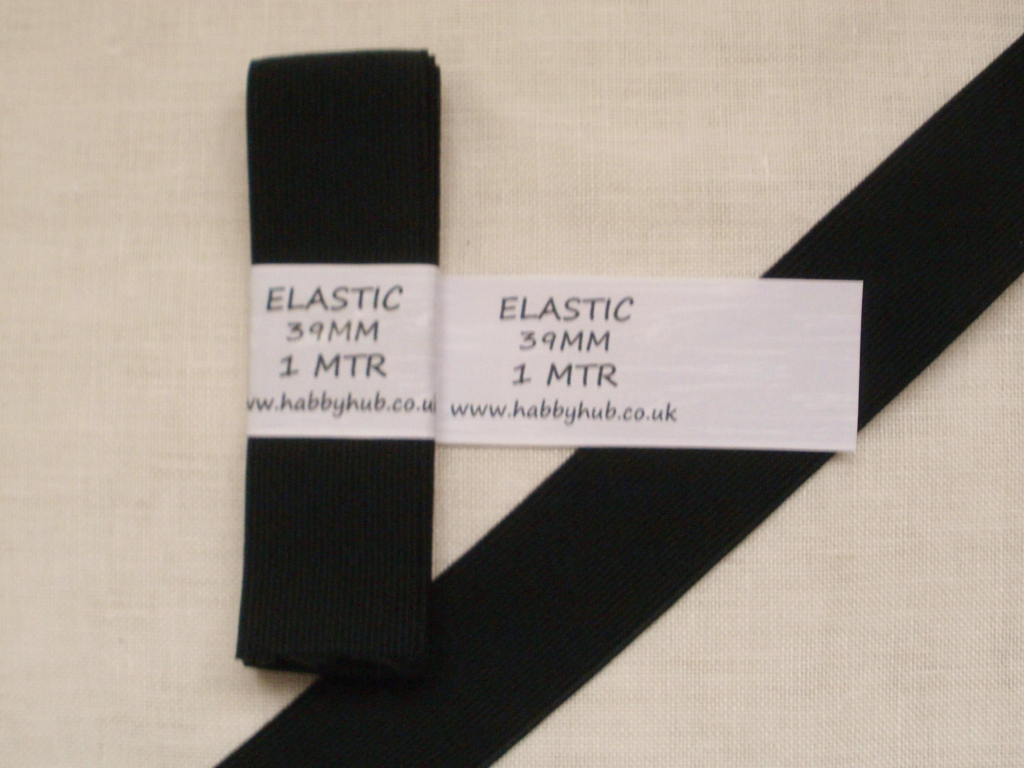 39mm Black