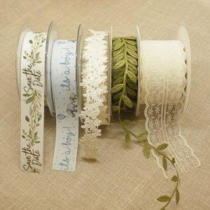 Ribbon, Lace & Trims