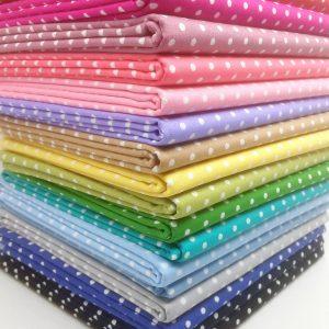 Cotton Spotty Fabric