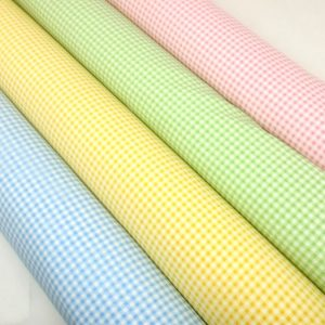 Cotton Gingham Fabrics