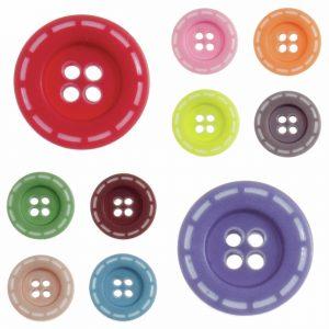 Stitch buttons